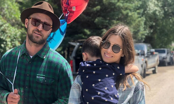 Jessica Biel-Justin Timberlake: γιόρτασαν μαζί με τον γιο τους την Ημέρα Ανεξαρτησίας