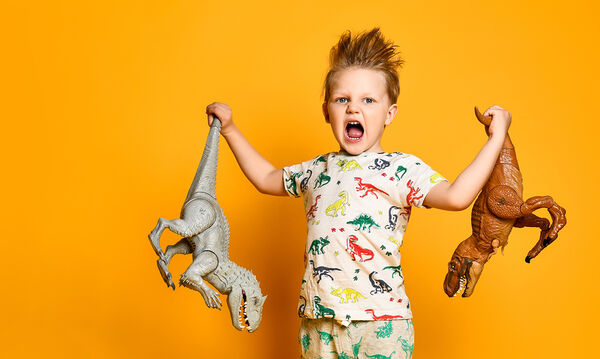 Οι εμμονές με τα τρένα, τα φορτηγά, τα αυτοκίνητα ή τους δεινόσαυρους κάνουν τα παιδιά εξυπνότερα