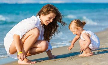 Χρήσιμα sun care tips για ξέγνοιαστες βουτιές στο νερό!