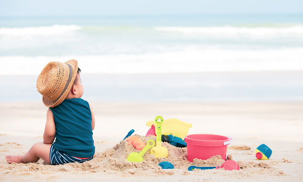 Παιχνίδι παραλίας για αγόρια