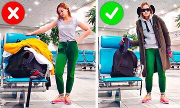 Ετοιμάζετε βαλίτσες για τις καλοκαιρινές σας διακοπές; Τότε δείτε αυτό το βίντεο με έξυπνα tips