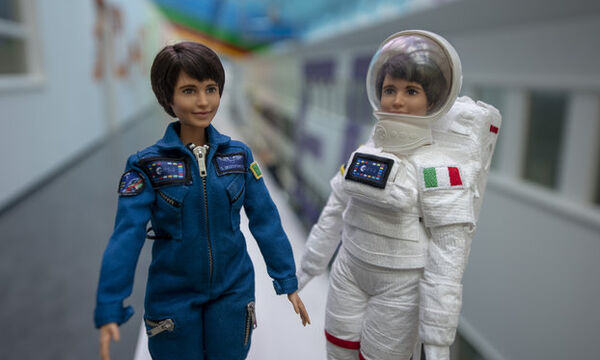 Η Barbie και ο ESA ενθαρρύνουν τα κορίτσια να γίνουν η επόμενη γενιά αστροναυτών