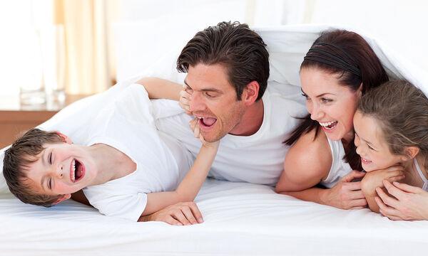 Υπάρχουν μυστικά που κάνουν μια οικογένεια ευτυχισμένη; (vid)