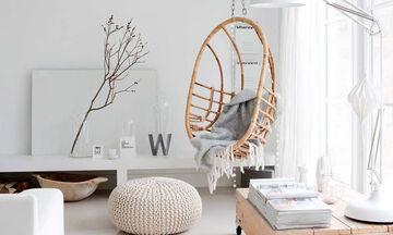 Κούνια για το σαλόνι ή το μπαλκόνι σου; Ιδέες & βήματα για να φτιάξεις κι εσύ τη δική σου (pics&vid)