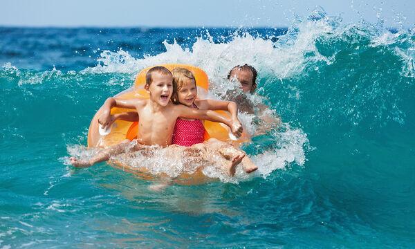 Κολύμβηση: Συμβουλές ασφάλειας από την Αμερικανική Παιδιατρική Ακαδημία (vid)