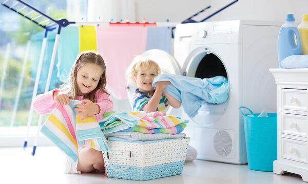 5 λόγοι για να χρησιμοποιήσετε λευκό ξύδι στο πλύσιμο των ρούχων (vid)