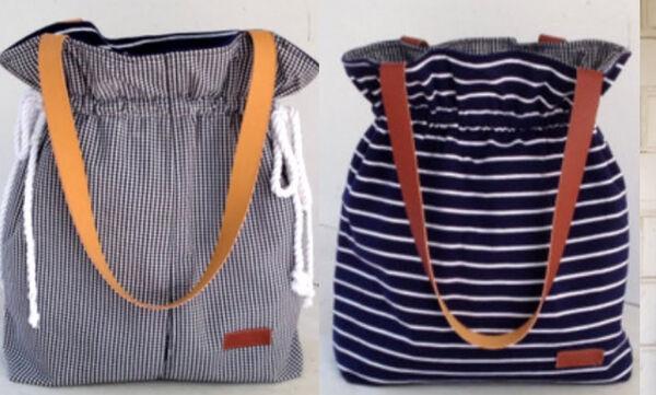 Δείτε πώς μπορείτε να φτιάξετε μόνοι σας αυτή τη φανταστική τσάντα (vid)