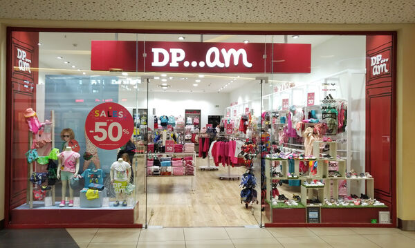 Νέο, ανανεωμένο κατάστημα DPAM στο RIVER WEST