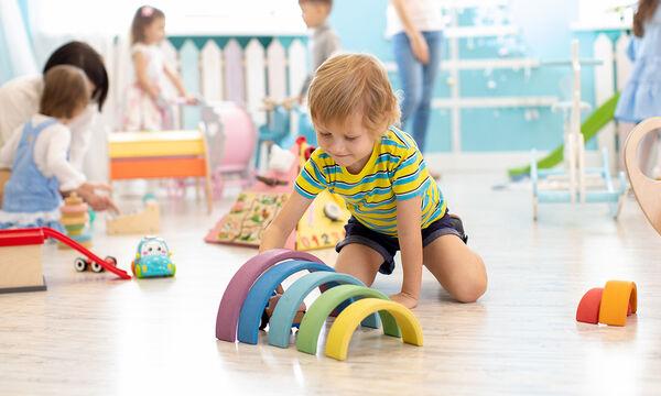 Αυτό το ξύλινο παιχνίδι θα ενθουσιάσει τα παιδιά έως 4 ετών