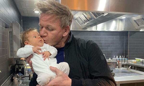 Είναι αξιολάτρευτος! Ο 3 μηνών γιος του Gordon Ramsay έχει δικό του λογαριασμό στο Instagram (pics)