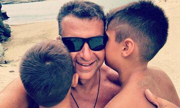 Γιώργος Λιάγκας: 5 πράγματα που μαθαίνει στα παιδιά του (pics)