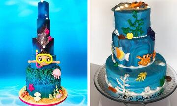 Δέκα πρωτότυπες τούρτες γενεθλίων για καλοκαιρινά πάρτι (pics+vid)