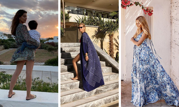 Διάσημες Ελληνίδες μαμάδες που αποχωρίστηκαν το μακιγιάζ τους φέτος το καλοκαίρι (pics)