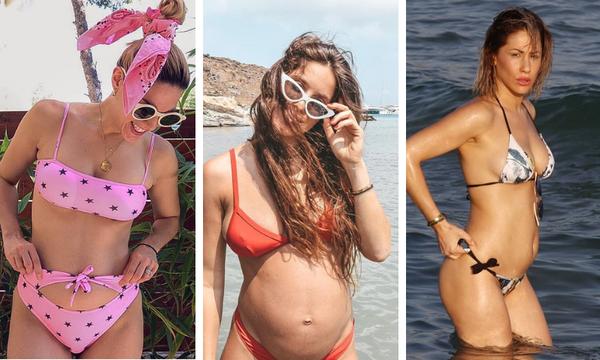 Διάσημες μέλλουσες Ελληνίδες μαμάδες με μπικίνι: Μαντώ, Έφη, Ζωή και 7 ακόμη (pics)