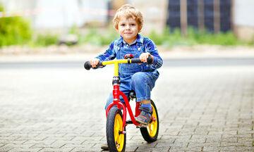 Ποδήλατο ισορροπίας για αγόρια και κορίτσια
