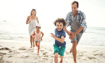 Όλα όσα έμαθα από τις πρώτες μου διακοπές με τα παιδιά στο νησί