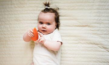 Πρόγραμμα διατροφής για παιδιά 6 μηνών (pic&vid)