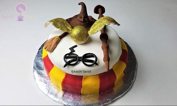 Τούρτα με άρωμα... μαγείας - Δείτε πώς θα φτιάξετε μία «Harry Potter» τούρτα βήμα βήμα (vid)