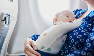 Ταξίδι με το μωρό: Όλα όσα πρέπει να γνωρίζετε