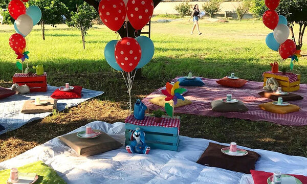 Καλοκαιρινό picnic πάρτι - Οι φίλοι των παιδιών σας θα ξετρελαθούν (pics)