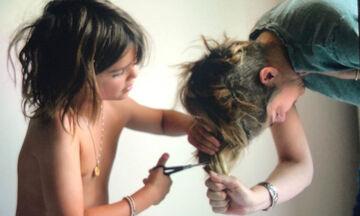 Ξύρισε τα μαλλιά της και παλεύει για την υγεία της η όμορφη ηθοποιός (pics)