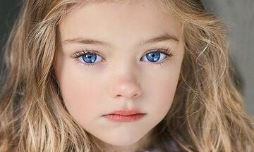 Αυτή είναι η νέα γενιά των πιο όμορφων παιδιών μοντέλων (vid)
