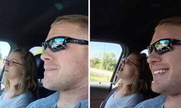 Αυτή κι αν ήταν έκπληξη! Δείτε τι έκανε η σύζυγός του μετά από 7 χρόνια (vid)