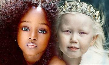 Αυτά είναι τα πιο «περίεργα» παιδιά στον κόσμο - Δείτε γιατί (vid)
