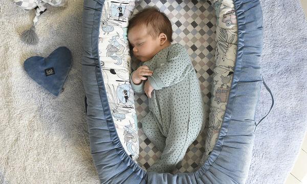 Εσείς έχετε δει ξανά τέτοια «φωλίτσα» για τα μωρά;