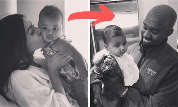 Οι αυστηροί κανόνες που υποχρεώνει η Kim τον Kanye να ακολουθεί με τα παιδιά τους (vid)