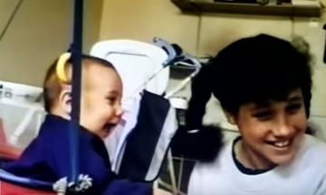 Σπάνιο βίντεο: Δείτε τη Meghan Markle σε παιδική ηλικία  (vid)