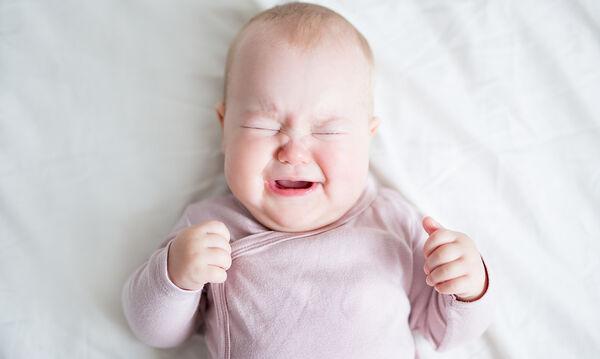Εσύ γνωρίζεις τι είναι το «purple crying» στα μωρά;