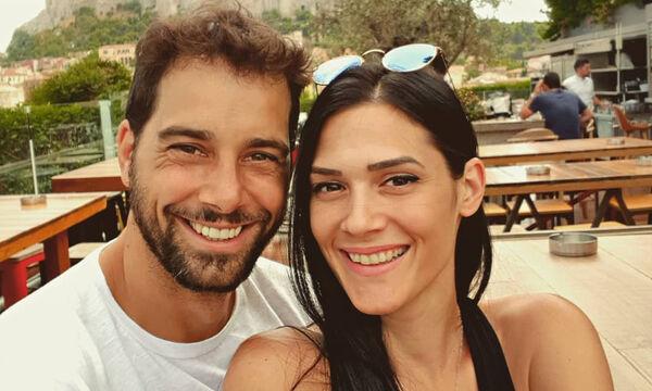 Χάρης Γιακουμάτος: Φωτογραφίζεται μετά από καιρό με τη γυναίκα του και τον γιο του (pics)