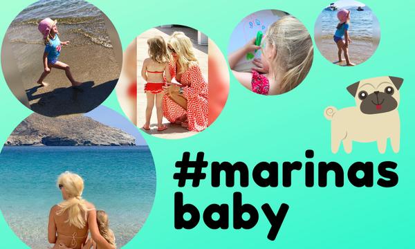Μενεγάκη: Δείτε πρώτοι το βίντεο με τη Μαρίνα και το φίλο της που θα γίνει σίγουρα viral (vid)