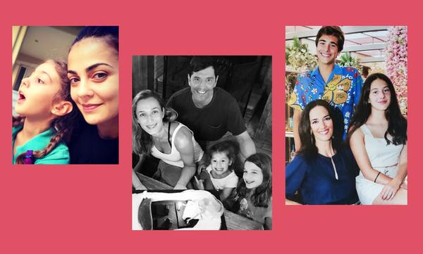 Αυτές είναι οι μαμάδες της ελληνικής showbiz που μας δείχνουν τα πρόσωπα των παιδιών τους (pics)