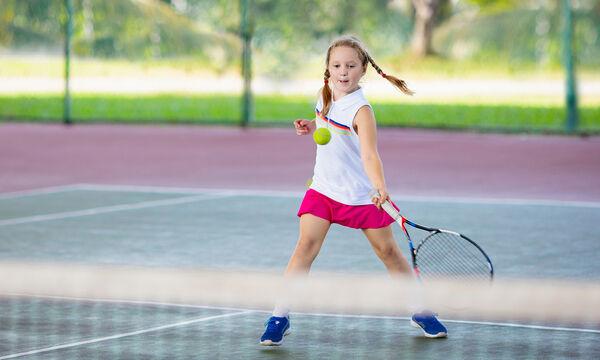 Mini Tennis στο Κέντρο Πολιτισμού Ίδρυμα Σταύρος Νιάρχος