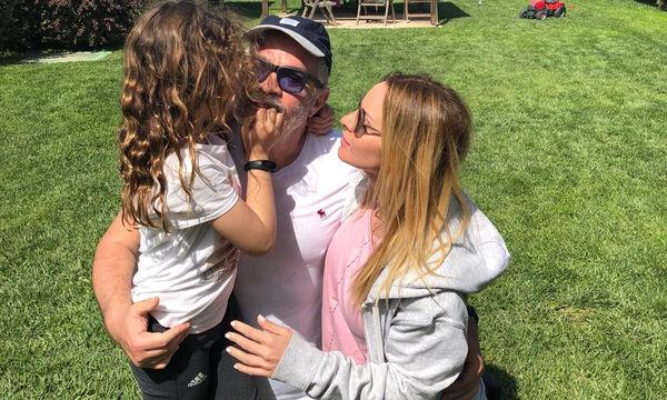 Πέγκυ Ζήνα: Η τρυφερή αγκαλιά της κόρης της Ηλέκτρας & οι πρώτες φώτο των διακοπών τους (pics)