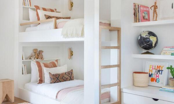 10 προτάσεις για κρεβάτια-κουκέτες στο παιδικό δωμάτιο (pics)