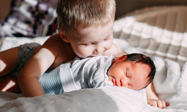 «10 λόγοι που θέλω να κάνω και δεύτερο παιδί»