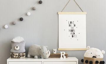Τα do's & dont's στη διακόσμηση ενός μικρού παιδικού δωματίου