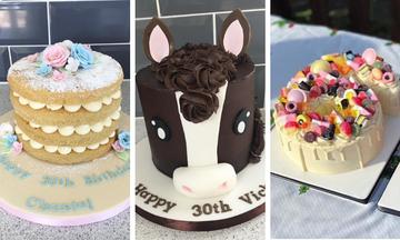 20+1 υπέροχες ιδέες για τούρτες (pics)