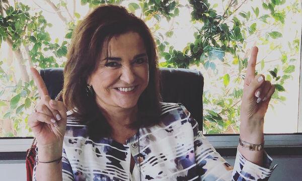 Ντόρα Μπακογιάννη: Για πρώτη φορά μας δείχνει και τα έξι εγγόνια της μαζί! (pics)