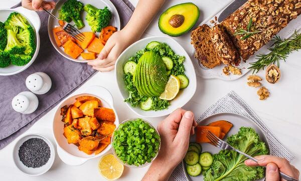Vegan διατροφή: 5 τρόποι για πραγματοποιήσετε ομαλά την αλλαγή (εικόνες)