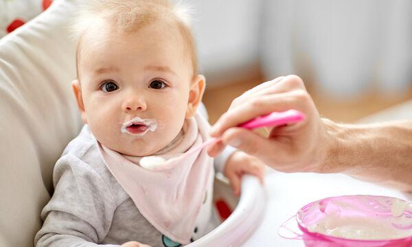 Τα 5+1 superfoods του μωρού την περίοδο του απογαλακτισμού