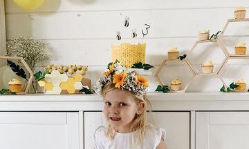 #beeparty: Ιδέες για παιδικό πάρτι με θέμα τις μέλισσες (pics)