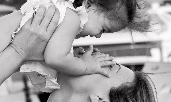 Δέσποινα Καμπούρη: Αυτές τις φωτογραφίες με την κόρη της Έλενα δεν τις έχετε ξαναδεί (pics)