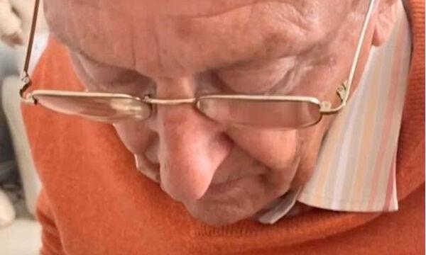 Δείτε τι έκανε αυτός ο παππούς για την 20χρονη εγγονή του - Θα συγκινηθείτε (vid)