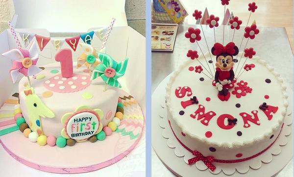 Οι πιο εντυπωσιακές τούρτες γενεθλίων για κορίτσια μέχρι 3 ετών (vid)