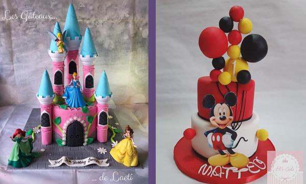 Δέκα υπέροχες τούρτες εμπνευσμένες από τα παραμύθια της Disney (pics)