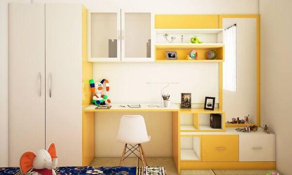 Θέλετε να ανανεώσετε το παιδικό δωμάτιο; 100 ιδέες για αγόρια & κορίτσια σε 10 μόλις λεπτά (vid)